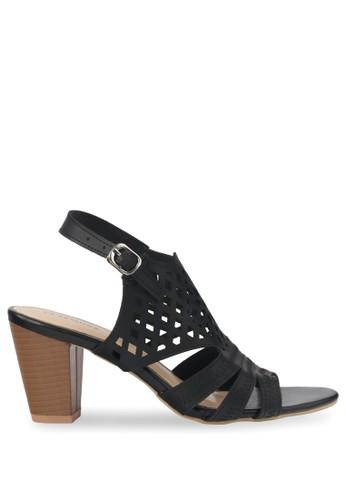CLAYMORE black CLAYMORE High Heels SR 701 Black 9D37FSHD40A876GS_1
