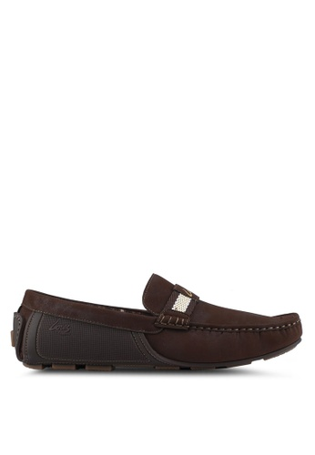 Louis Cuppers brown Casual Loafer CBAC0SH3F6183FGS_1