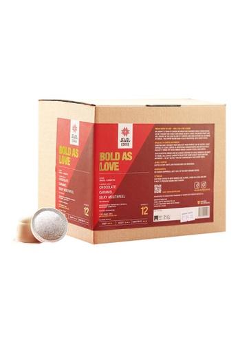 Jewel Coffee red Jewel Coffee Specialty Coffee Nespresso Capsules - Bold As Love (Box Of 100) EDF5BES1F32749GS_1