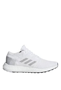 best cheap 3f8c5 1d1f2 adidas white Adidas Pureboost Go W 0A7CESH5F1F4EFGS 1