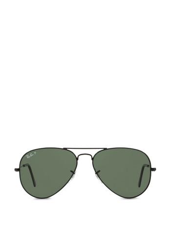 Aviator esprit招聘偏光鏡片墨鏡, 飾品配件, 飾品配件