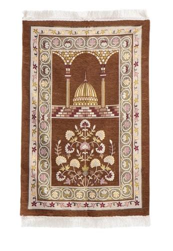 SHALIMAR brown Sejadah Aljazera SH713AA27SBCID_1