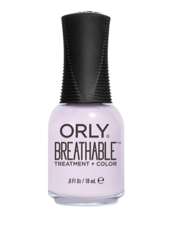 Orly pink Orly Breathable Nail Lacquer Pamper Me 87547BEFBA2ED7GS_1