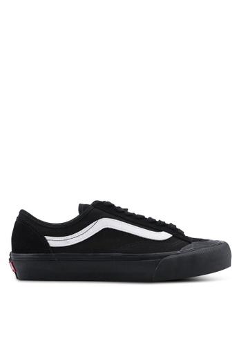 6d5d10cf26 VANS black Style 36 Decon SF Sneakers D42C8SHF5DEC34GS 1