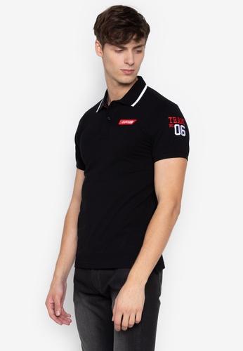 4bb1cb94b7508 Shop Kappa RACING Polo short sleeves. Slim Fit. Online on ZALORA Philippines