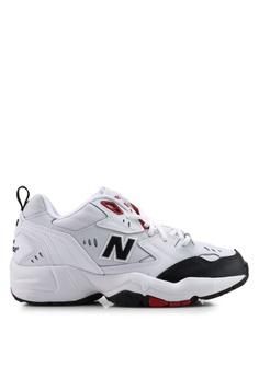 5e0dcdba73aea New Balance white 608 Lifestyle Shoes B9C2FSH21D8D10GS_1