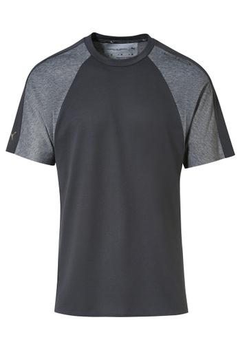Porsche Design grey PUMA x Porsche Design Grey Men's Tee Dark Asphalt T-Shirt for Men Casual Sport 98BB4AA11B42D1GS_1