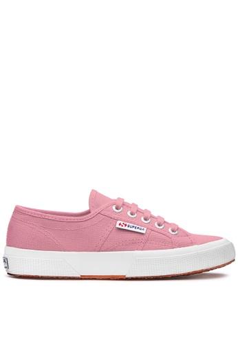 Superga pink Superga 2750 in Pink E58DCSH3D849A0GS_1