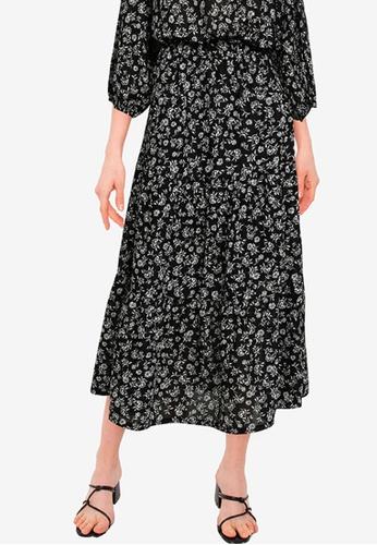 Cotton On black Float On Maxi Skirt AB2D4AA6291801GS_1