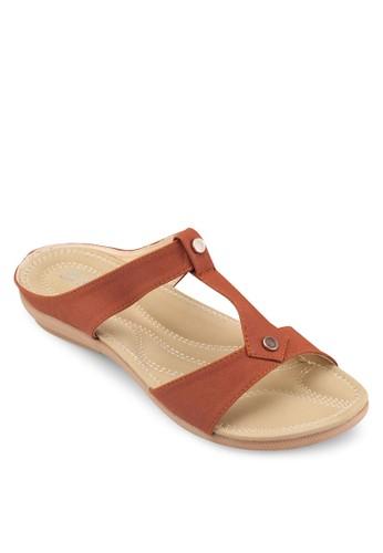 雙帶休閒涼鞋, 女鞋esprit 衣服, 鞋