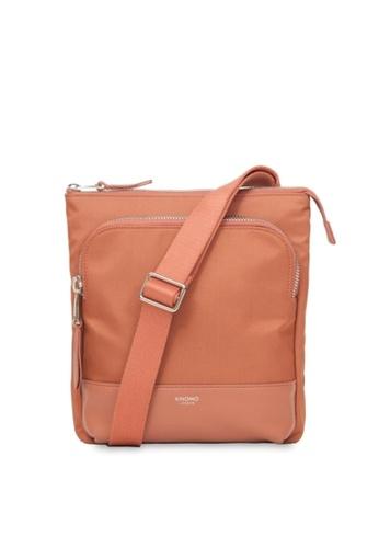 "knomo pink Carrington 10"" Cross Body Bag (Vintage Rose) 7773FAC706C96EGS_1"