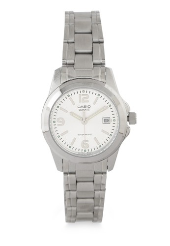 Casio white Women Analog Watches LTP-1215A-7ADF 304B4AC3A38850GS_1