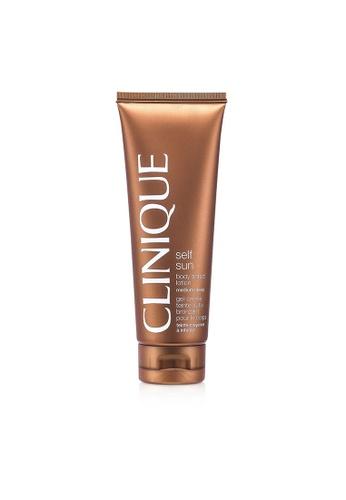 Clinique CLINIQUE - Self-Sun Body Tinted Lotion - Medium/ Deep 125ml/4.2oz 3DD56BEEE58781GS_1