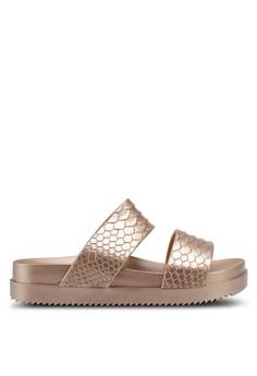 Melissa Cosmic Python Baja East Ad 涼鞋