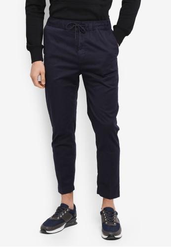 Calvin Klein black Galfos Jogger Pants - Calvin Klein Jeans 8DE4BAA36899DFGS_1