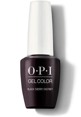 O.P.I GCI43A - GelColor - Black Cherry Chutney 15mL 80318BEBB8068BGS_1