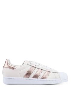 e7691fb05a5 adidas white adidas superstar women sneaker 7F093SH6EE0E38GS 1
