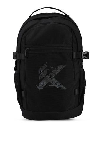 Anta black KT Backpack 4FB91AC88EAB5BGS_1