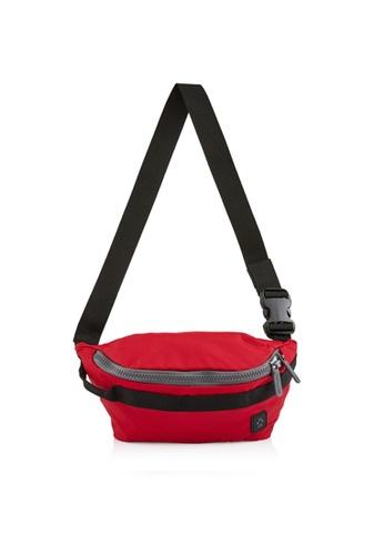 CRUMPLER red Cog Bag 8A758AC87DFCD5GS_1