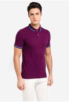 Volkswagen purple Polo Shirt E6A5AAA8177A02GS_1