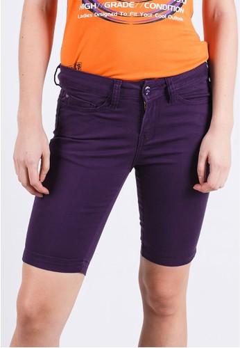 LGS purple LGS -  Short Pants - Purple - Straight. LG695AA63YNSID_1
