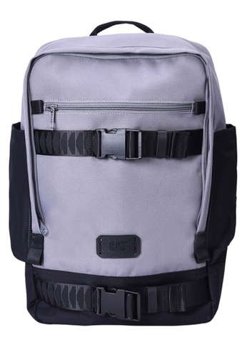Caterpillar Bags & Travel Gear grey Tracks Backpack L CA540AC2VRA6HK_1