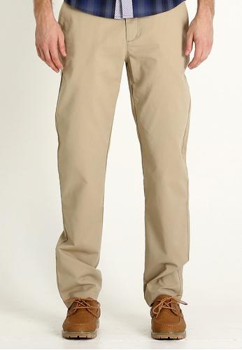 CorpoX 米褐色 吸濕排汗耐磨吸排長褲(卡其)【Corpo x】 7A5D8AAFCF3D82GS_1