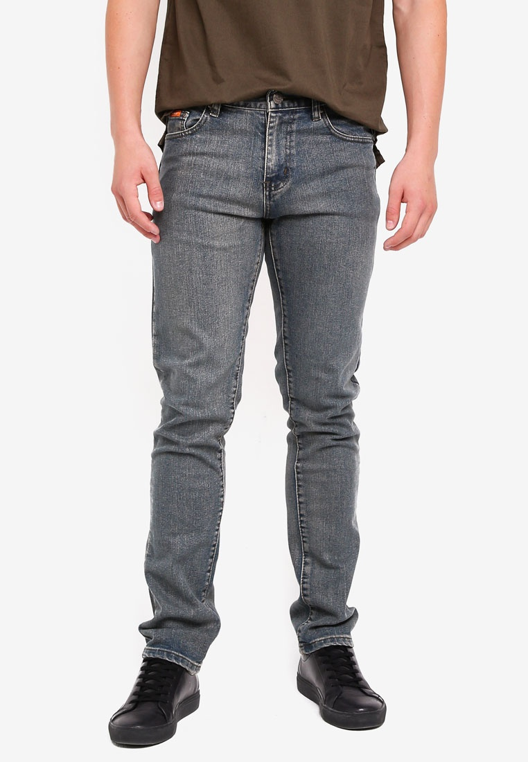 Straight Jeans Denim Slim 430 Blue Fidelio aq5Bx