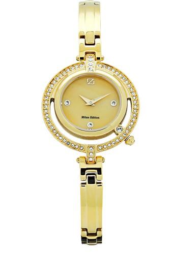 ZECA gold Zeca jam tangan wanita 193L.S.P.G7 ZE074AC99BMMID_1