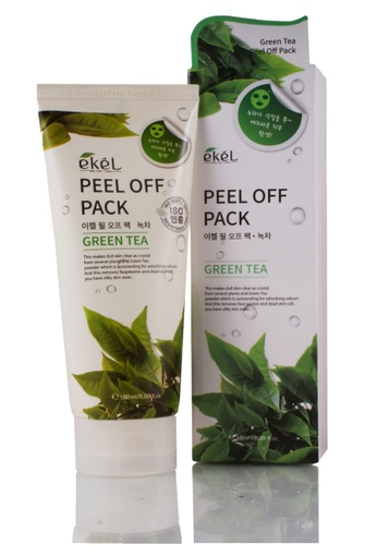 Ekel Peel Off Pack Green Tea C1A24BEC26FFA9GS_1