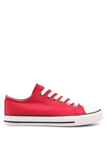 Rubi red Jodi Low Rise Sneakers 912C9SH968B010GS_1