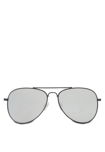Chiazalora時尚購物網的koumi koumisottia 飛行員太陽眼鏡, 飾品配件, 飛行員框