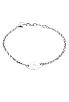 Stainless Steel ID Bracelet A