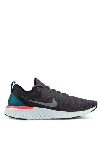 Nike grey Men's Nike Odyssey React Running Shoes 2F19FSH7A618FEGS_1