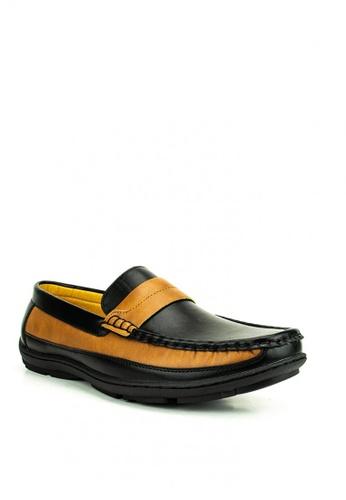 Mario D' boro Runway black Brenden Loafers 5AB06SH680DEA3GS_1