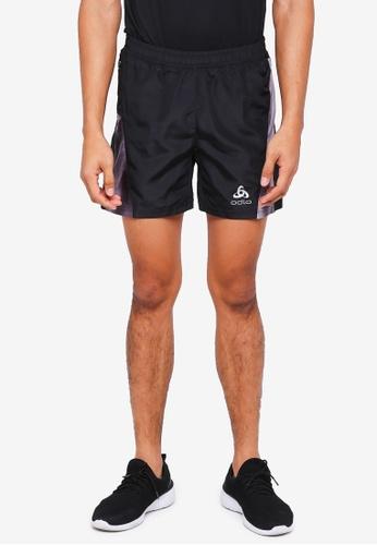 Odlo black Omnius Shorts With Inner Brief 8FE71AAFD01C13GS_1