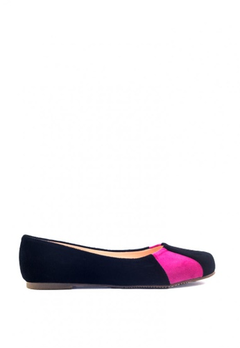 M&G pink Donnie Flats by M&G 48464SH6015668GS_1