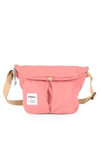 Hellolulu pink Mini Kasen All Day Shoulder Bag C76E2ACD046CB4GS_1