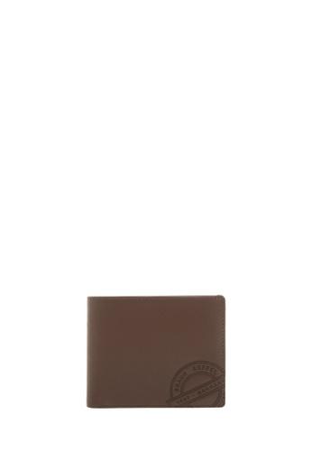 Braun Buffel brown Reynolds 10 Cards Wallet in Natural 40E78AC34E33C5GS_1