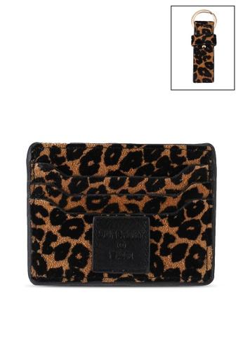 Superdry multi Card Holder & Key Ring Set AADA1AC6225FFEGS_1
