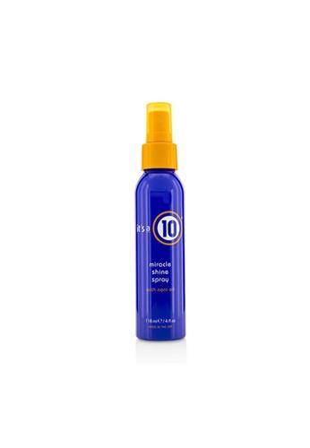 It's A 10 IT'S A 10 - Miracle Shine Spray 118ml/4oz F0D19BE87953BCGS_1