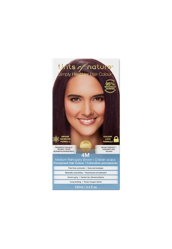 Tints of Nature Tints of Nature Medium Mahogany Brown Permanent Hair Dye 4M 0A217BE8DF9E47GS_1