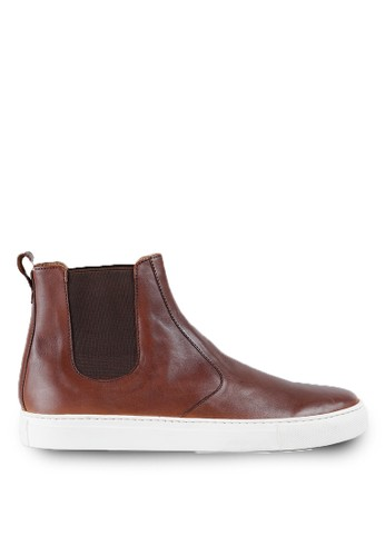 Ftale Footwear brown Ftale - Kingstone Patina Brown E8AF9SH1FABFD8GS_1