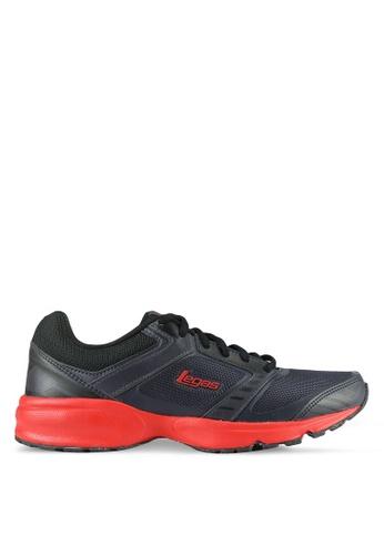 Legas black D4 LA Men's Shoes LE684SH0S2MIMY_1