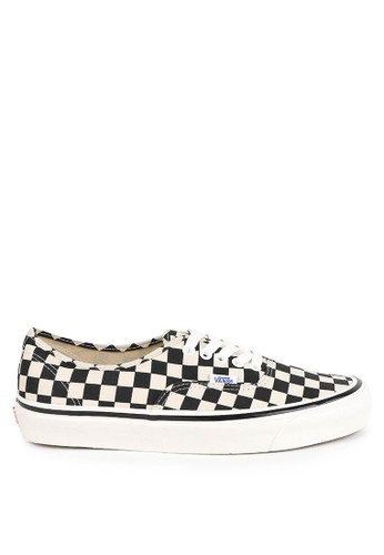 Vans black and white Ua Authentic 44 Dx Anaheim Factory DDFFESHA50A32FGS_1