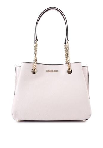 Michael Kors pink Teagan Handbag (nt) CF8EDAC809FCD4GS_1