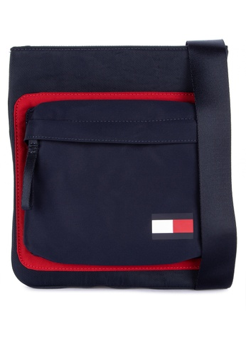 116f862340 Tommy Hilfiger blue Tommy Utility Crossover Casual Crossbody Bag  6795EAC56C7875GS_1
