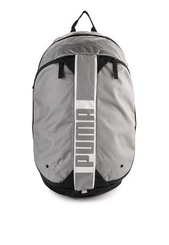 Puma grey Puma Deck Backpack Ii PU245AC0WCT7ID_1