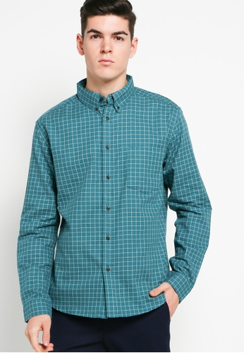 Skelly green Skelly Collective Ebbet LS SK616AA36VVBMY_1