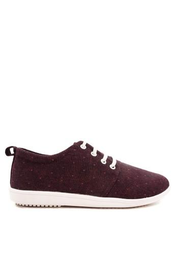 CDE red SkaterX Men Skater Shoes DarkRed-White C72DFSHCD215A5GS_1